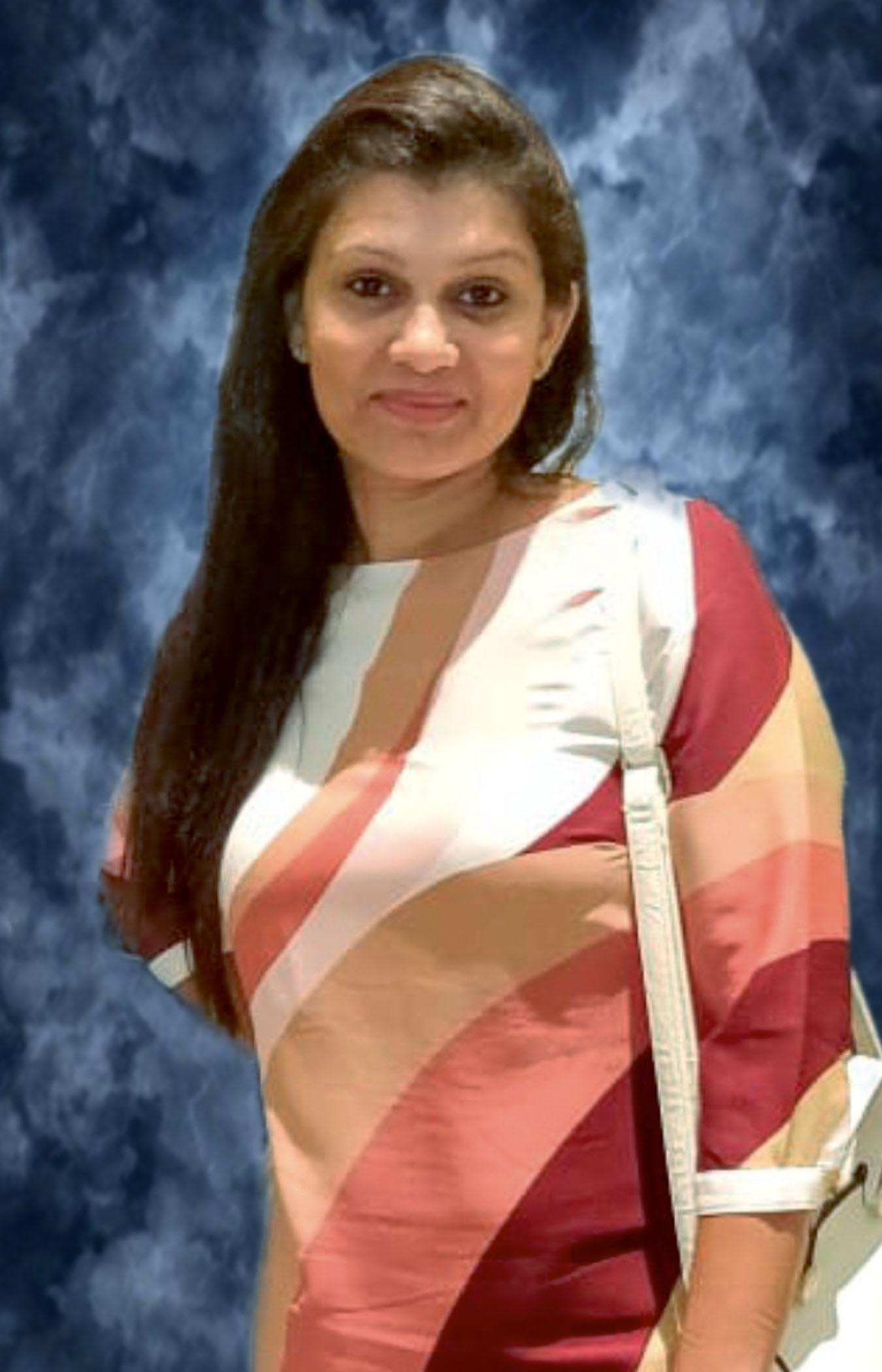 Asha Vengurlekar